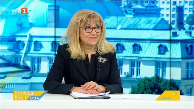 Аврамова: На фона на карантината строителството не е спирало