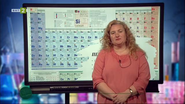 """Химия и опазване на околната среда – 7. клас: """"Периодична таблица"""""""