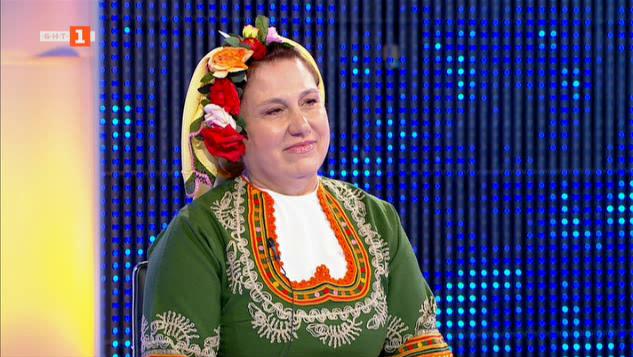 """Среща с Виолета Маринова от """"Мистерията на българските гласове"""