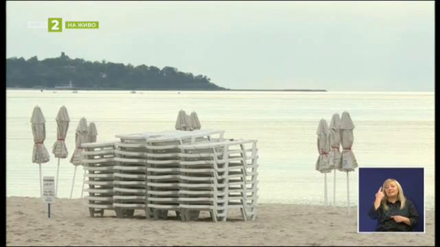 Как върви подготовката на туристическия сезон край морето