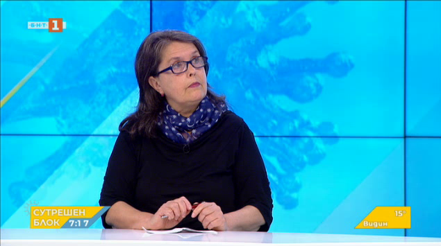 Евелинa Шикова: Няма да се стигне до генерализиране на инфекцията