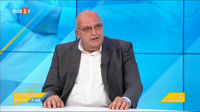 Д-р Николай Брънзалов, БЛС: Трябва да се научим да живеем и контролираме вируса