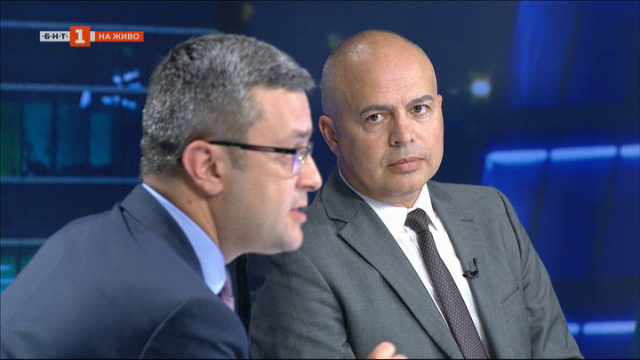 Нажежаване в политиката – Тома Биков от ГЕРБ и Георги Свиленски от БСП