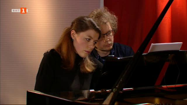 Пианото в класиката и джаза - Виктория Василенко и Сергей Редкин