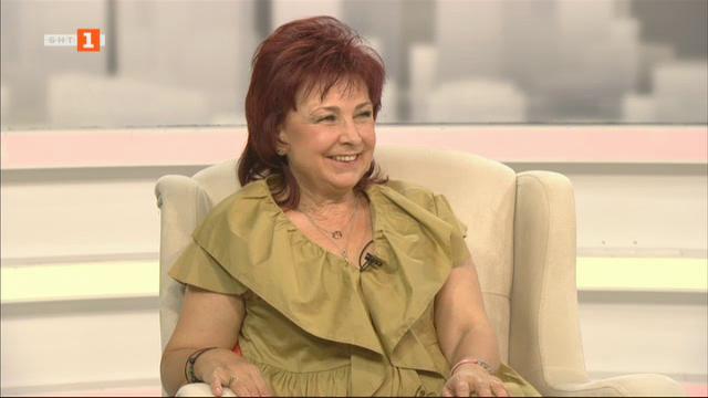 Милица Божинова - гост в Извън играта
