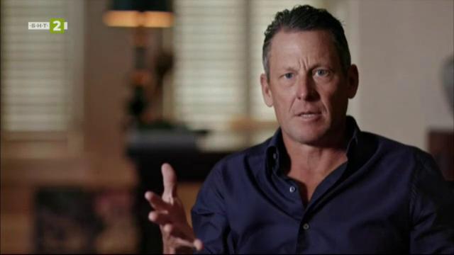 Историята на Ланс Армстронг, разказана в документален филм