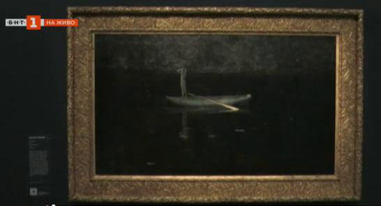 Черни слънца в музея Лувър-Ланс