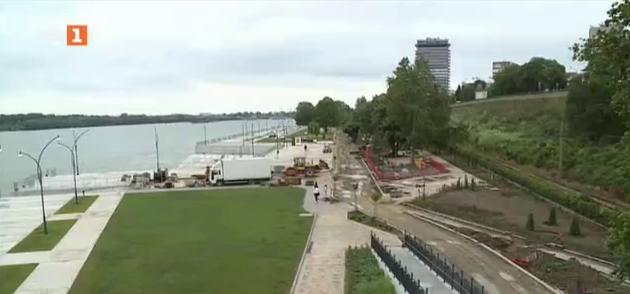 Русенци са недоволни от бетона в крайбрежната зона
