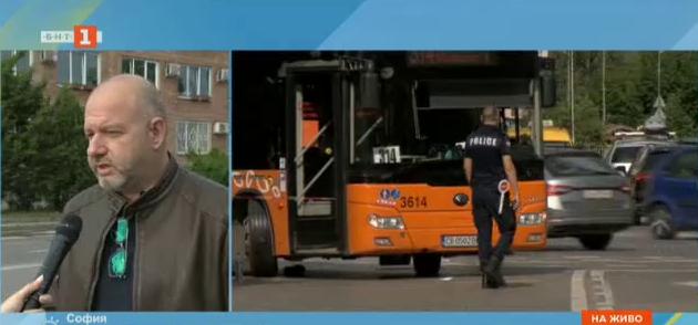 Автобус блъсна 12-годишно дете в кв. Младост в София - разказ на очевидец