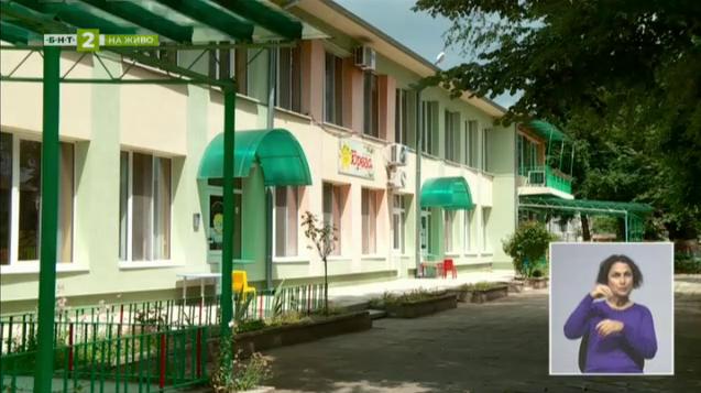 """6-годишно дете падна от втория етаж на ЦДГ """"Бреза"""" в Пловдив"""