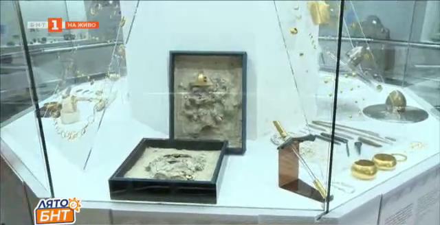 Историята на Варненското златно съкровище