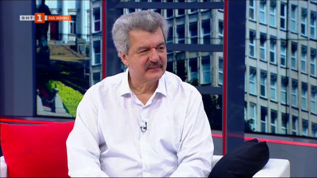 Тодор Батков: Държавата може и трябва да помогне за базата на Левски