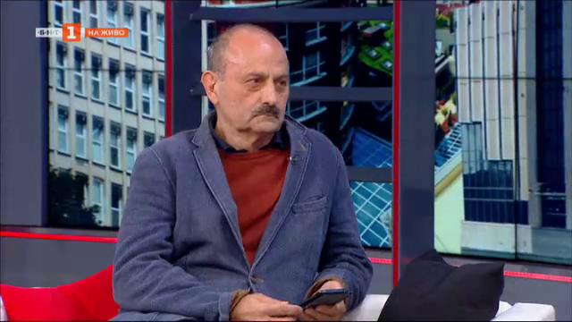 Истории от една кариера - гостува актьорът Филип Трифонов