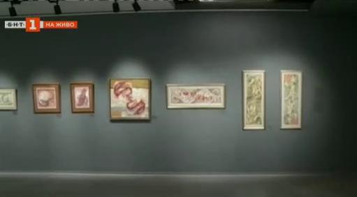 Изложба Графиката сега в галерия Капана в Пловдив
