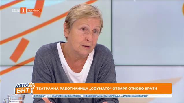 Маргарита Младенова: Театралът трябва да изповядва, обича и вярва