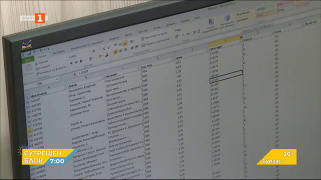 Дигитализират църковни издания в библиотеката в Русе