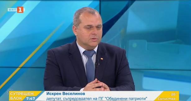 Идва краят на вечния длъжник: Искрен Веселинов за законодателното предложение