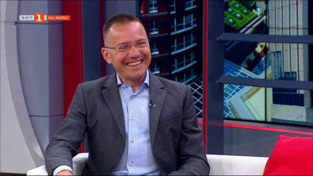 Патриотична политика и управленска стабилност - Ангел Джамбазки