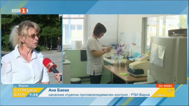 Над 70 заразени с Ковид-19 във Варна