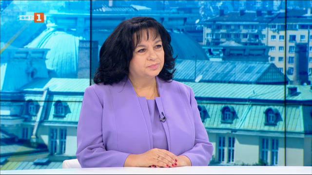 Петкова: 3 милиарда са инвестирани в АЕЦ Белене от българския данъкоплатец