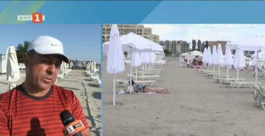 Какви са условията по плажовете в Бургас и региона?