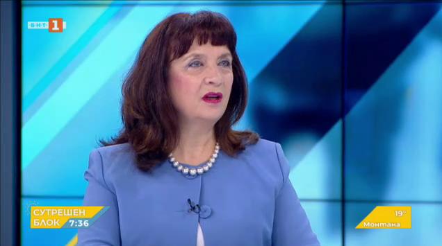 Ваня Кастрева: София носи палмата на първенството на матурите