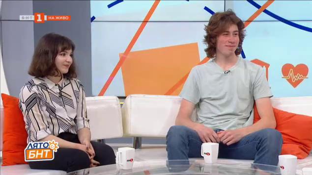 Ученици създават авторско съдържание в младежката медия Teen Station