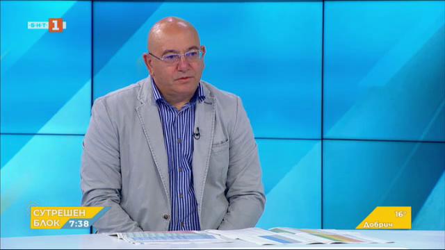 Димитров: Не може бизнесмени да си заравят боклуците и после държавата да чисти