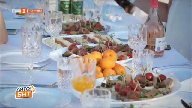 Бяла вечеря на 12 юли с медийното партньорство на БНТ