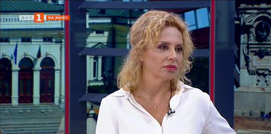 За кризата и хората на духа - актрисата Стефания Колева