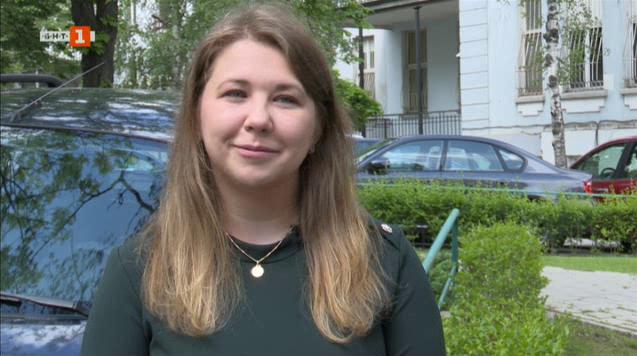 """Д-р Анна Стоименова - един от лекарите от """"първа линия"""" в борбата с COVID"""