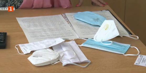 Над 100 вида некачествени маски се продават на пазара
