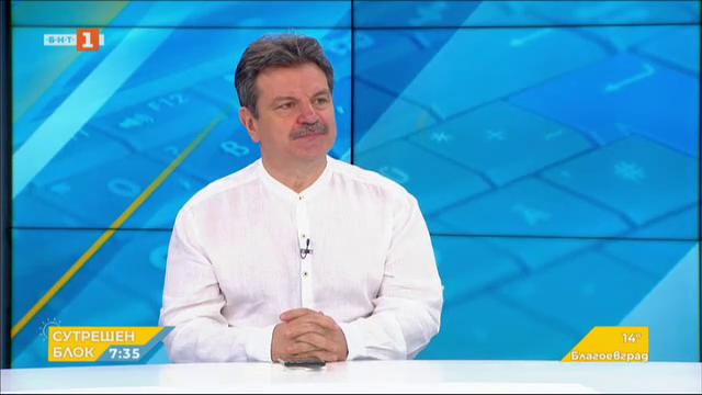 Д-р Симидчиев: Предвидих увеличението на заразените