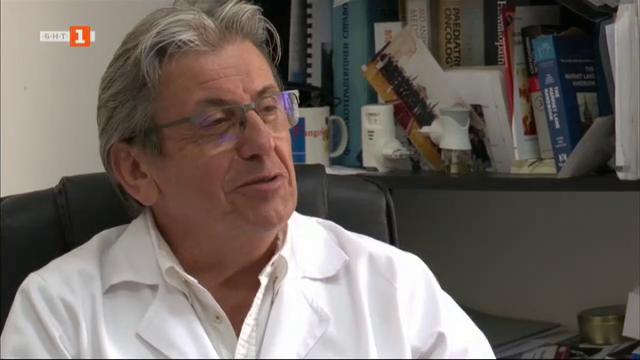Проф. Добрин Константинов: COVID-19 припомни колко важна е лекарската професия