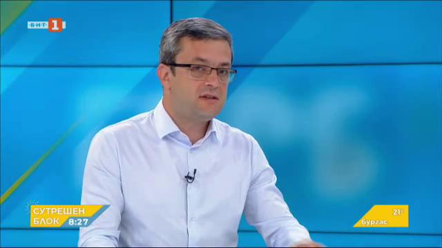 Тома Биков: Ако подадем оставка, страната влиза в тежка политическа криза