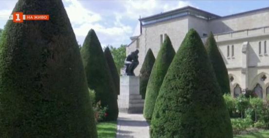 Над 4 млилиона евро са очакваните загуби за музея Роден заради COVID