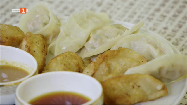 Вкусът на Република Корея: Пелмени със скариди