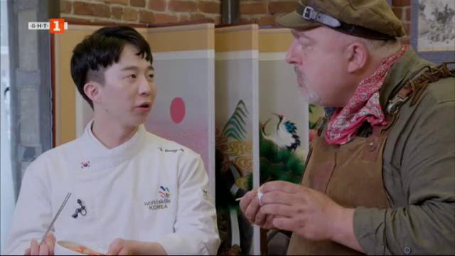 Вкусът на Република Корея: Пулкоги