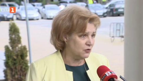 Менда Стоянова: Жалко е, че млади хора са използвани от провокаторите