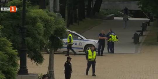 Полицията е в готовност за протести около Народното събрание