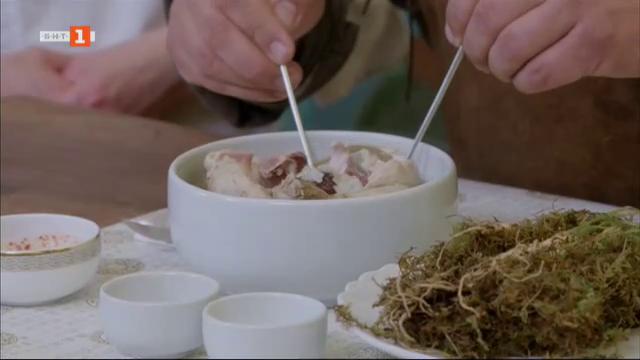 Вкусът на Република Южна Корея: пилешка супа