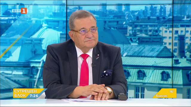 Проф. Атанас Тасев: Основната атака на САЩ е срещу Северен поток 2