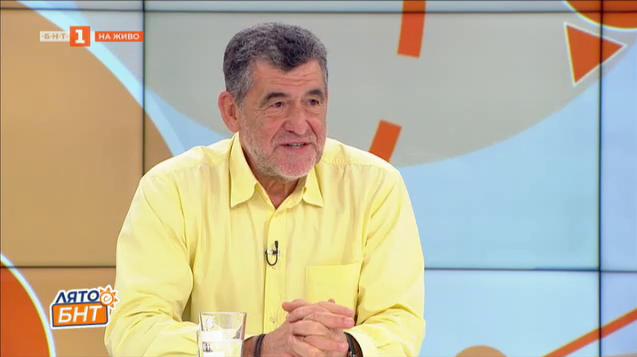 Георги Борисов на 70 години: Аз съм щастлив човек