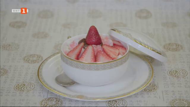 Вкусът на Република Корея: Корейски палачинки и сладолед