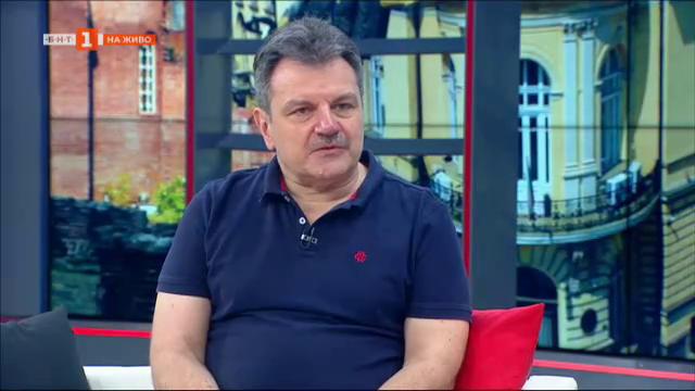 Д-р Симидчиев: Хубаво е, че хората по протестите носят маски