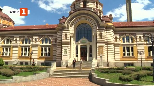 Стара София и архитектурата