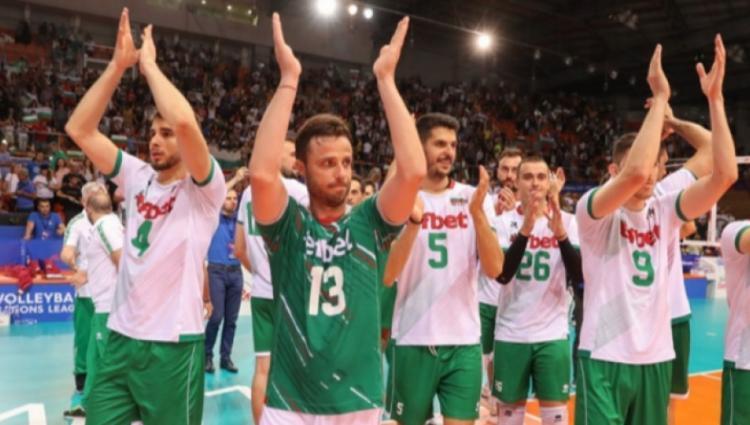 Гледайте срещата България-Нидерландия от олимпийския квалификационен турнир