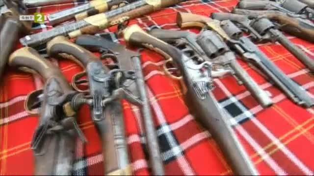 Оръжието като колекционерска страст и поглед към историята