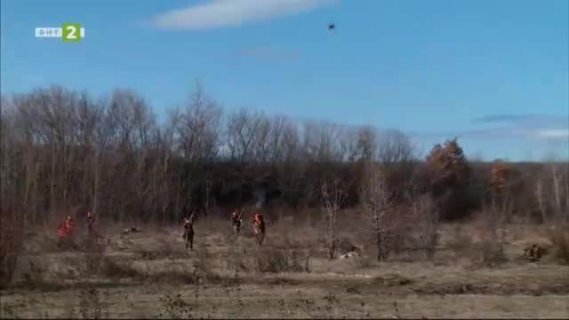 """Лов на хищници край Съединение и зимна среща на дамите от клуб """"Аврора"""""""