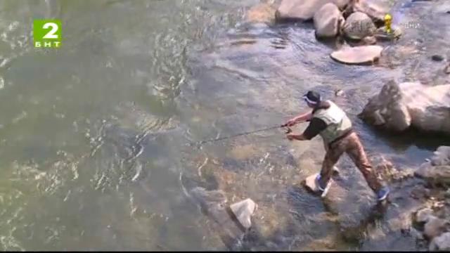 Време за губене – 7 юни 2014: Майсторски риболов